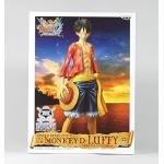 Monkey D. Luffy, Master Stars Piece, Special Color Ver., One Piece, Banpresto