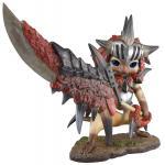 Otomo Airou, Collection DX Figure, Monster Hunter, Megahouse