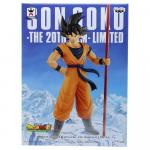 Son Goku, 20th Limited Edition Figure, Dragon Ball, Banpresto
