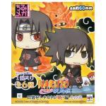 Naruto Blind Box Trading Figure Petit Chara Land Megahouse Action Statue Boruto