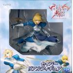 Saber (Altria Pendragon), Real Figure, Fate / Stay Night, Taito