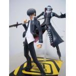 Yu Narukami, with Izanagi, A Prize Figure, Persona 4, Special Platinum, Index Corporation