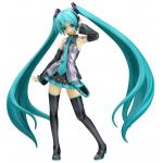 Hatsune Miku, 1/8 Scale Painted Figure, Vocaloid, Good Smile Company