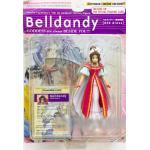 Belldandy, Afternoon Limited Edition - Red Dress Version - Figure Number 0515/2000, Ah! My Goddess, Ah, Megami-sama, Afternoon Magazine